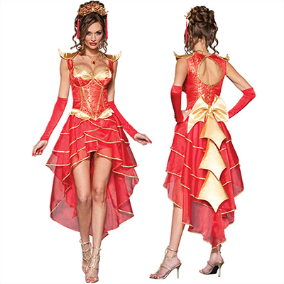 Incharacter Costumes Dragon Lady Costume Cosplay Clothing