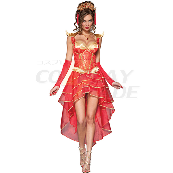 Incharacter Kostüme Dragon Damen Kostüme Cosplay Kostüme Kleidung