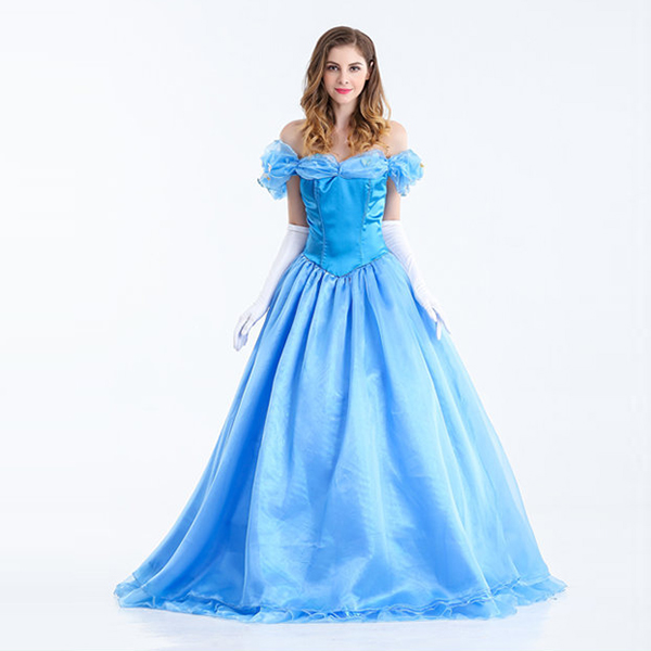 Fairy Costume Characters Costumes European Court Dress Cosplay