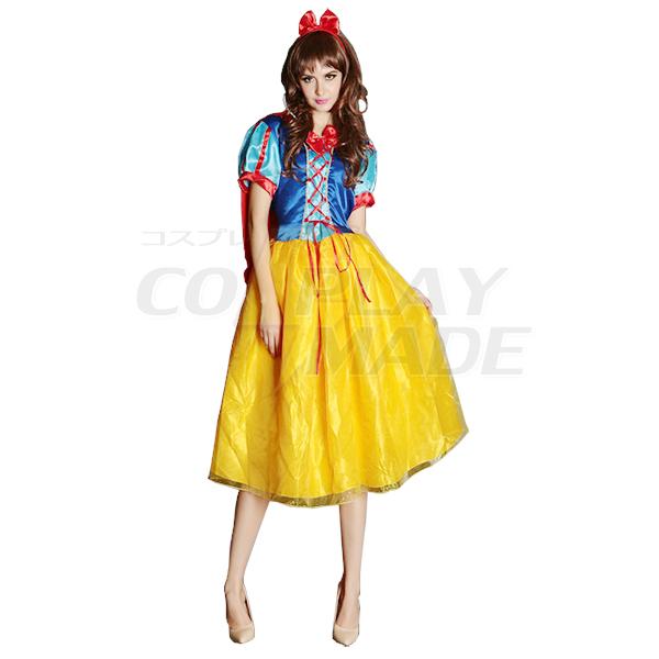 Erwachsene Sexy Prinzessin Kleider Karikatur Film Faschingskostüme Cosplay Kostüme für Halloween