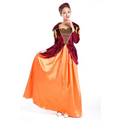 Deluxe Ladies Medieval Renaissance Costume Cosplay