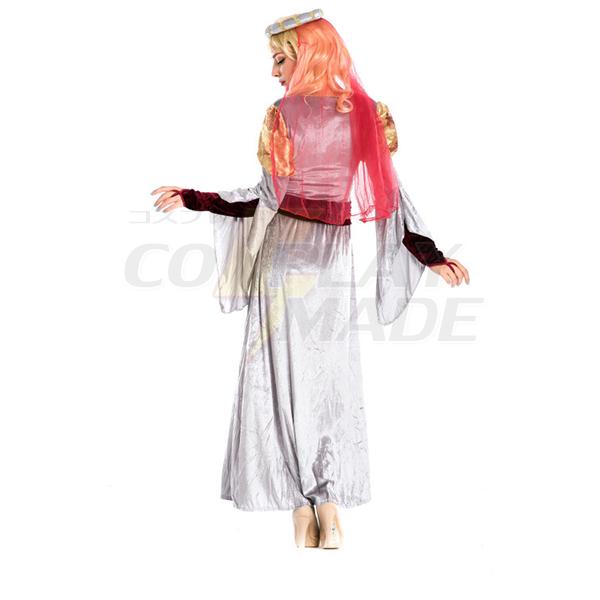 Populære Arabisk Sexet Kjoler Halloween Cosplay Kostume Fastelavn