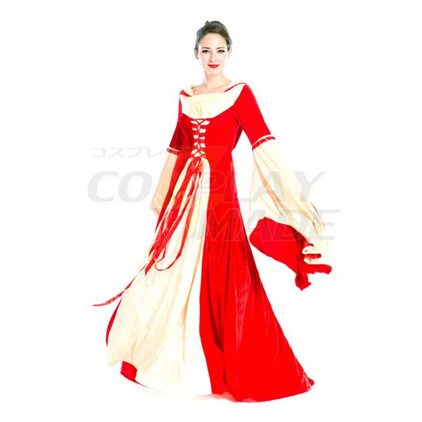 Mittelalterlich Vintage Court Uniform Cosplay Kostüme Halloween Kostüme