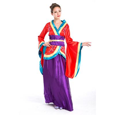 Popular Japanese Geisha Dress Halloween Cosplay Costumes