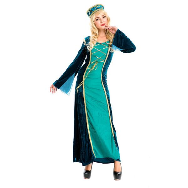 Beliebmal Prinzessin Lila Kleider Halloween Faschingskostüme Cosplay Kostüme