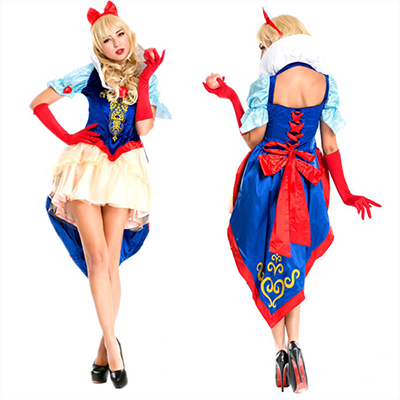 Ladies Fancy Dress Ideas Halloween Cosplay Costume