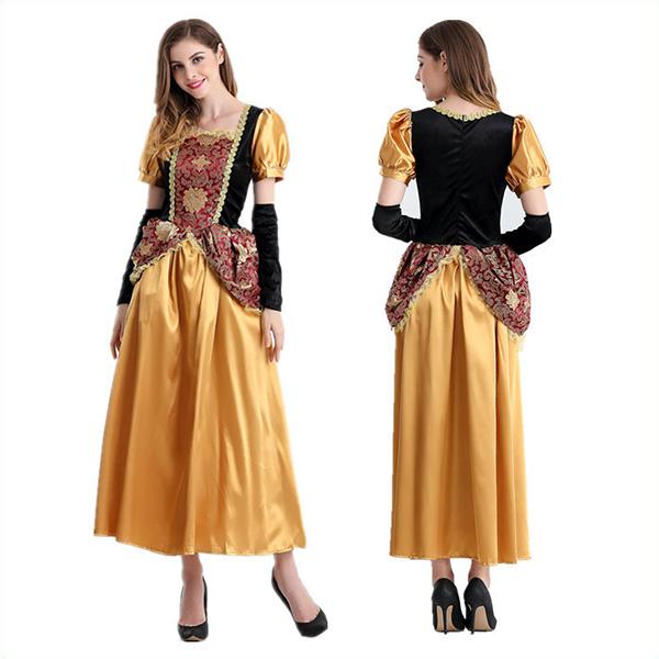 Märchen Prinzessin Kleider Halloween Kostüme für Dame