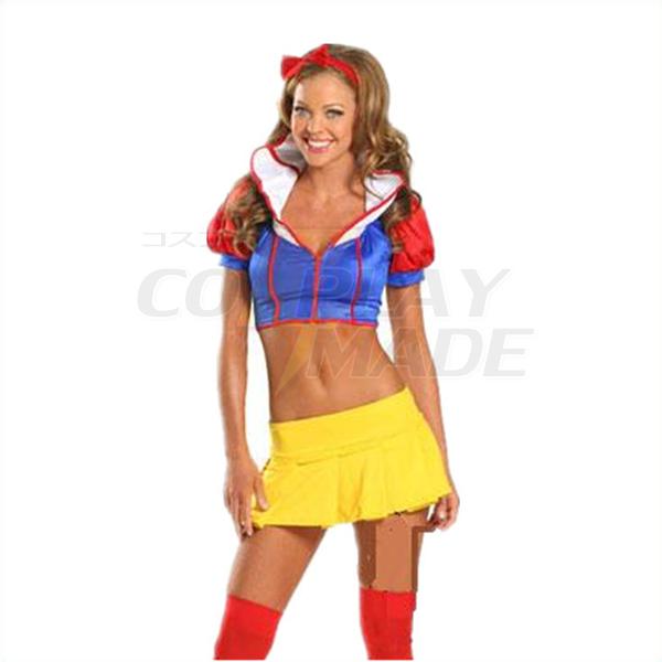 Belieb Damen Schneewittchen Kleider Halloween Kostüme