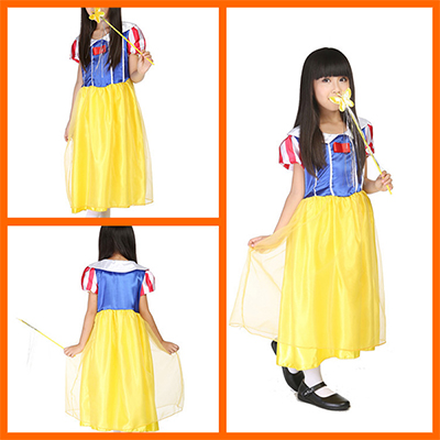 Popular Kids White Christmas Movie Halloween Cosplay Costume