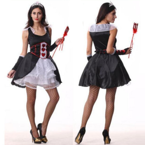 Sexy Kardinal Little Schwarz Reiten Halloween Faschingskostüme Cosplay Kostüme