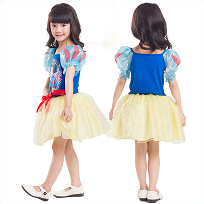 Japanese Children princess Dress Fairy Tale Children Clothes Halloween Costume