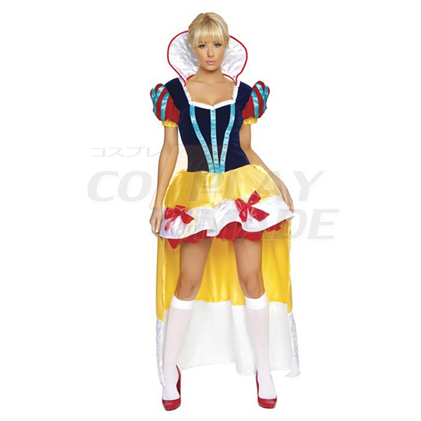 Enchanted Alice Dress Cosplay Halloween Costume