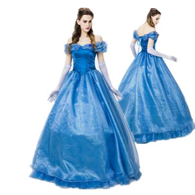 Cinderella Prince Charming Halloween Cosplay Costume
