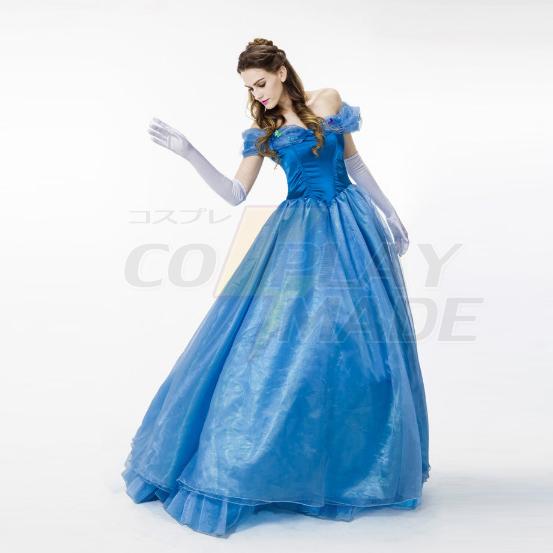 Askepot Prince Charmerende Halloween Cosplay Kostume Fastelavn