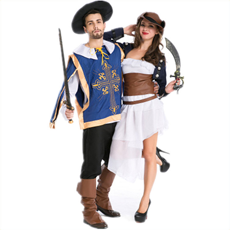 Jeu de l'Ouest Unifm Temptation Halloween Costume Cosplay