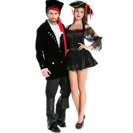 Meilleur Couple Halloween Costume Cosplay Carnaval