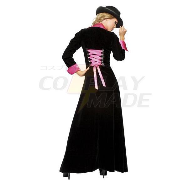 Sexy Circus Ring Master Mistress Kleider Halloween Kostüme