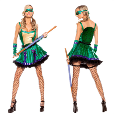 Teenage Mutant Ninja Turtles Costumes Halloween Cosplay