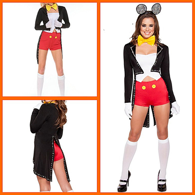 Popular Funny Cute Halloween Costume Women Cosplay