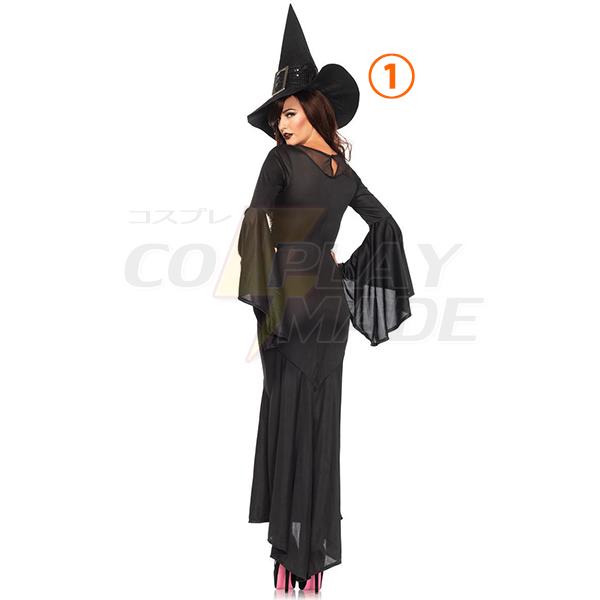 Erwachsene Immortal Vampir Braut Velvet Kleider Gothic Kostüme Cosplay Kostüme