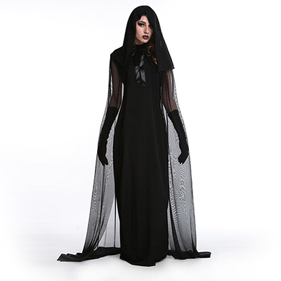 Adult Sexy Medieval Renaissance Sorceress Costume Cosplay