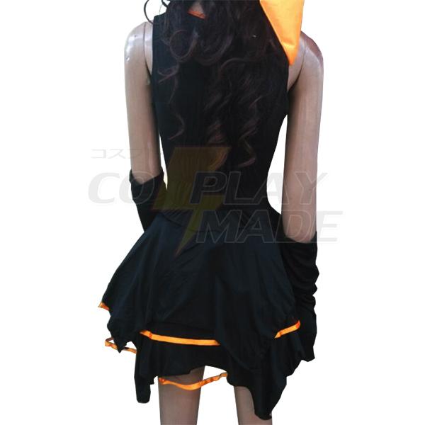 Beliebt Schwarz Irregular Hem Hexe Kostüme Cosplay Kostüme Halloween