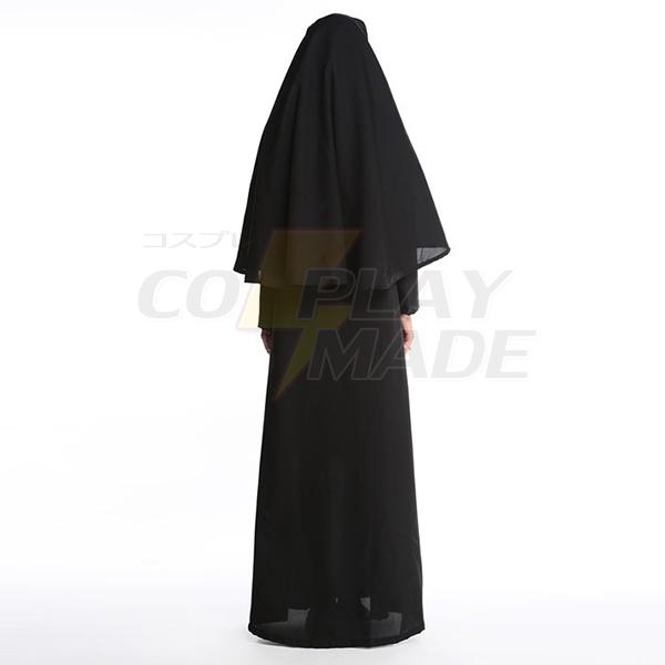 Beliebt Damen Priest Kostüme Cosplay Kostüme Halloween Schwarz
