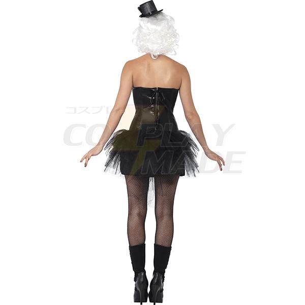 Grotesque Burlesque Corset Kostüme Cosplay Kostüme