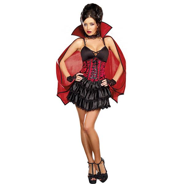 Erwachsene Sexy Fantasia Vampir Kostüme Cosplay Kostüme Halloween