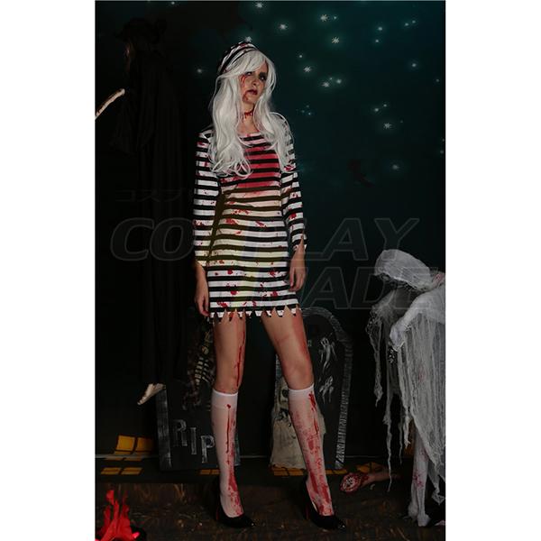 Populære Dame Sexet Kostume Halloween Cosplay Fastelavn
