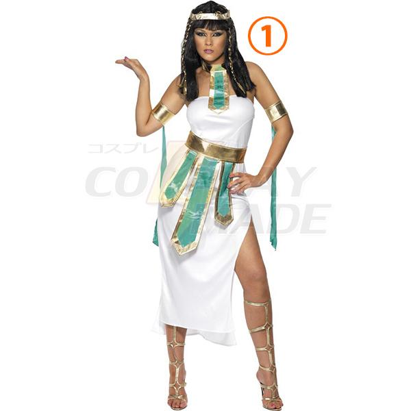 Queen of the Arabs Dress Egyptian Queen Costume Cosplay