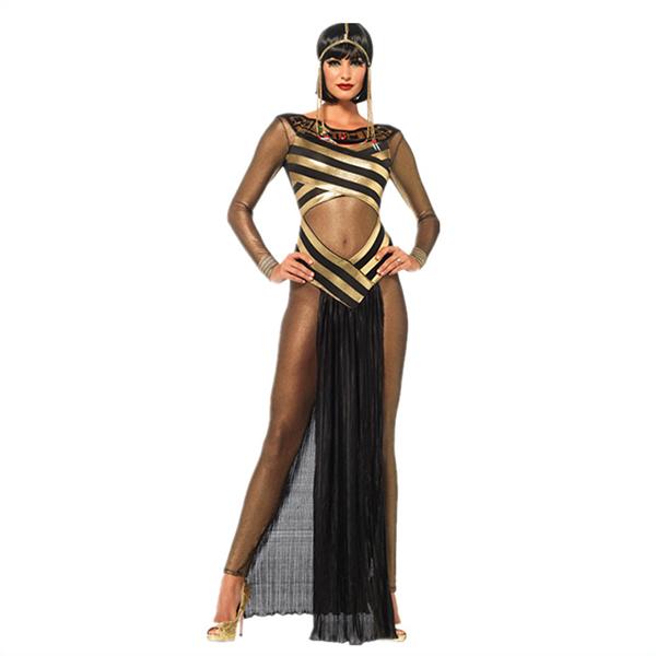 Womens Sexy Goddess Isis Costume Cosplay Halloween