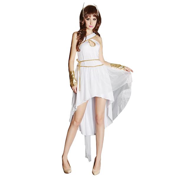 Sexet Dronning of the Arabs Komsammen Kjoler Dronning Kostume Cosplay Fastelavn