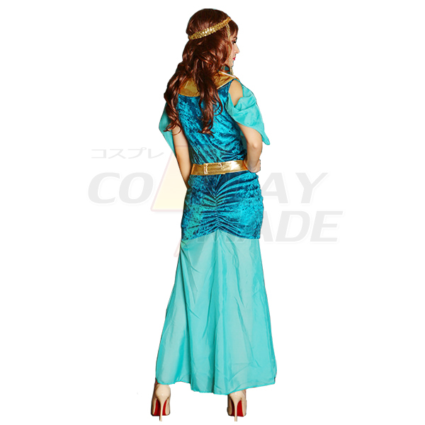 Populære Cleopatra Kostume Cosplay Halloween Fastelavn