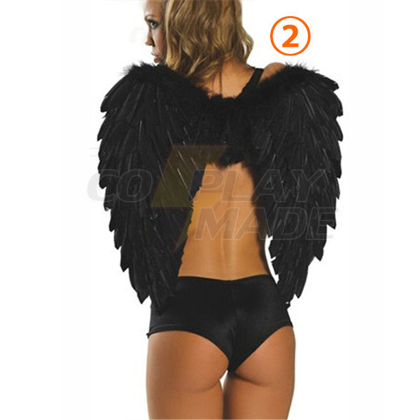 Beliebt Feather Wings Cosplay Kostüme Halloween