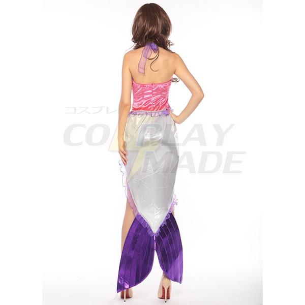 Sexy Fish Mermaid Costume Cosplay Halloween