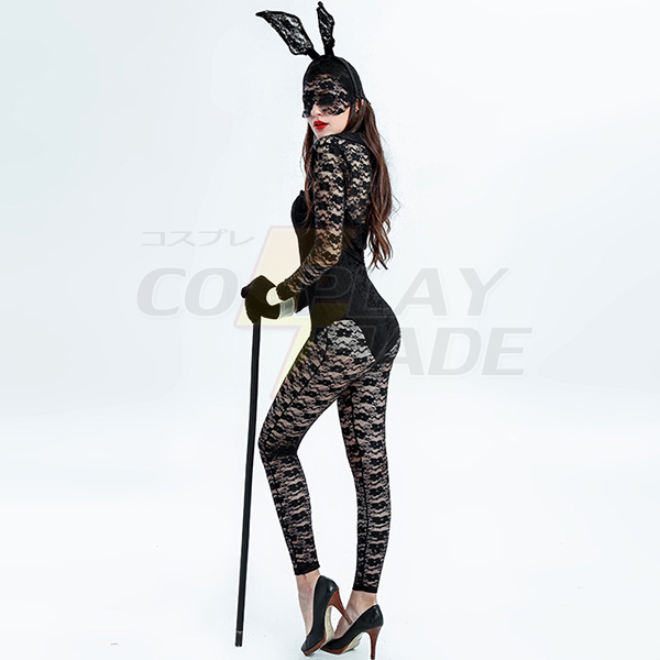 Sexy Lace Catwoman Uniform Fancy Dress Cosplay Costume