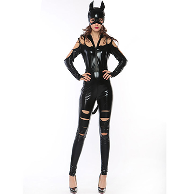 Popular Bodysuits Cat Women Dress Cosplay Costume