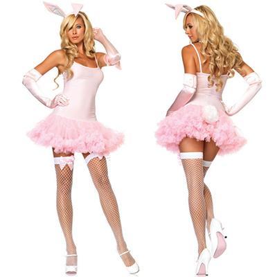 Kanin Kostymer/Dräkter Suits För Vuxen Cosplay Karneval