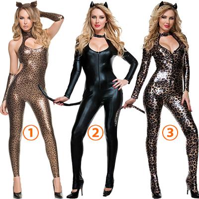 Kvinnor Vuxen Sexig Smoking Kanin Kostymer/Dräkter Cosplay Karneval