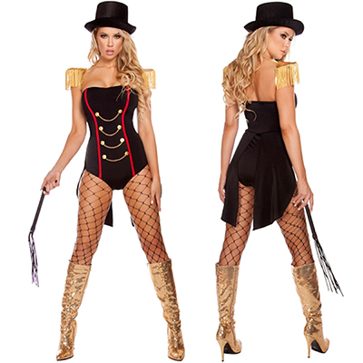 Populaire Circus Costume Cosplay Halloween Carnaval