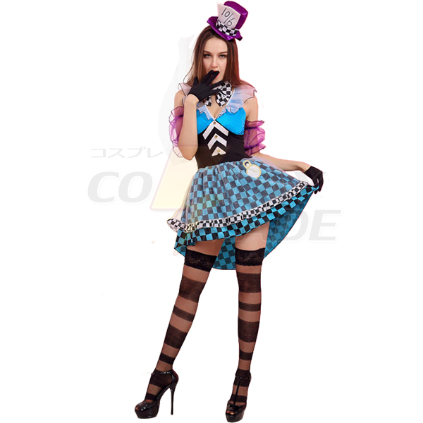 Mago Tamer Circus Attractive Frau Kostüme Cosplay Kostüme