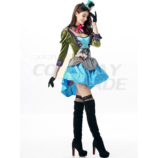 Fashion Women Costume Cosplay Halloween