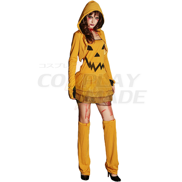Featured Pumpkin Role Play Anzüge Halloween Faschingskostüme Cosplay Kostüme