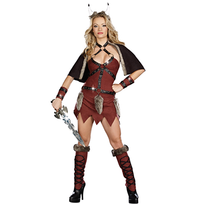 Fairy Tale Witch Installed Devil Costume Cosplay Halloween
