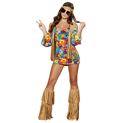 Halloween Hawaiian Style Vêtement Beach Robes Hip Hop Habits