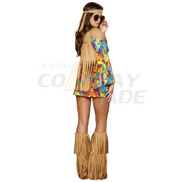 Halloween Hawaiian Style Clothing Beach Dress Hip Hop Clothes