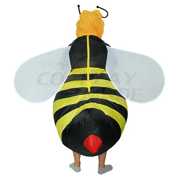Erwachsene Aufblasbar Biene Kostüm Halloween Karnevals Kostüme