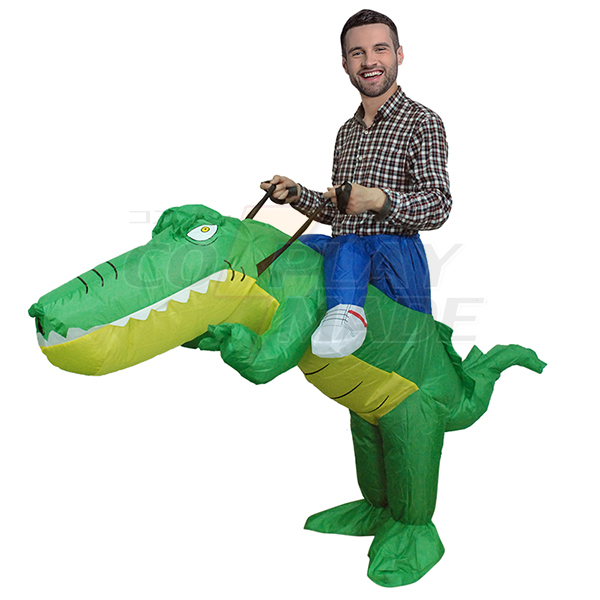 erwachsene aufblasbar carry me crocodile kost m cosplay kost me kleidung. Black Bedroom Furniture Sets. Home Design Ideas
