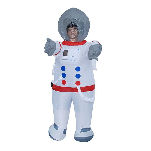 Adult Inflatable Spaceman Costume Halloween Cosplay